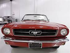 1964 1/2 Ford Mustang Convertible  D Code 4 Barrel
