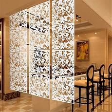 Raumteiler Zum Aufhängen - 4 teile satz raumteiler dekorative trennwand paravent