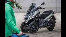 Test Scooter Piaggio Mp3 300 Hpe L Atout L 233 G 232 Ret 233 Des