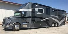 Mobile Garage Rv by Luxury Motor Coaches By Powerhouse Coach