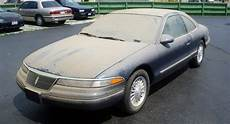 where to buy car manuals 1993 lincoln mark viii navigation system garage find 1993 lincoln mark viii wakes up after 19 years of slumber carscoops