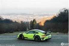 Porsche 991 Techart Gt R 30 December 2016