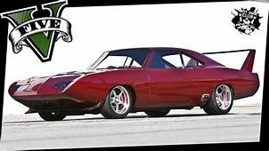 Fast & Furious 6 Dodge Charger Daytona Movie Car Build