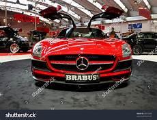 Essen Nov 26 Mercedes Brabus Sls In Shown On