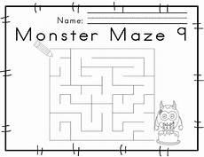 motor skills maze worksheets 20676 worksheets for motor skills mazes themed kindergarten worksheets free kindergarten