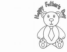 fathers day card template printable a child s place june 2012