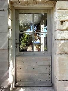 porte entree maison porte vitr 233 e avec volet 224 la proven 231 ale style typiquement