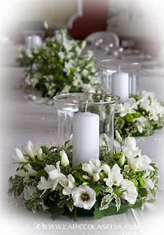 composizioni candele e fiori fiori matrimonio orta stresa