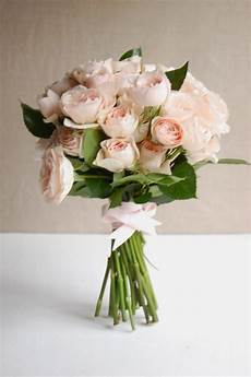 diy wedding flowers roses diy a garden rose bouquet