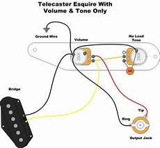 wiring for 1 humbucker 1 tone 1 volume i did something wrong telecaster guitar