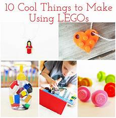Coole Sachen Basteln - 10 cool things to make from legos
