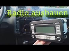 auto radio ausbauen ohne entriegelungswerkzeug vw caddy