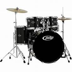 Pdp By Dw Centerstage 5 Drum Set With Hardware And