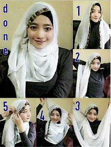 Gaya Jilbab Payet Praktis Tetap Cantik Co Id