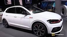 2018 Volkswagen Polo Gti Exterior And Interior