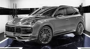 Porsche Cayenne Pays Another Visit To TechArt Gets Visual