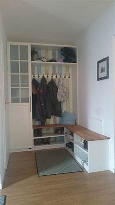 Garderobe Selbst Gestalten - garderobe neu gestalten