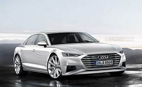 2019 Audi A8 Reviews  Price Photos And Specs