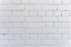 White Brick Wall Background Photo Free