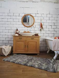 badezimmer landhaus style waschschrank landhaus nat 252 rliche badm 246 bel aus der wasserheimat