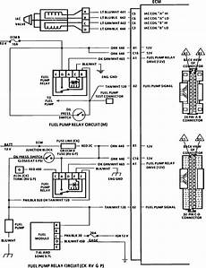 87 chevy 350 4x4 fuel wiring diagram i an 87 k5 blazer the check engine light will not come on bulb is any ideas fuses