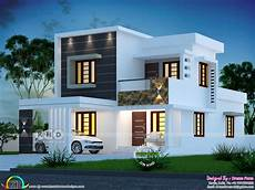 house plans in kerala with 4 bedrooms 1580 sq ft 4 bedroom modern house plan kerala home