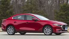 new mazda cars for 2019 review redesigned 2019 mazda3 stands out from the crowd