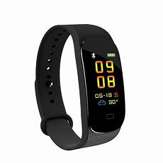 bozhuo m5s unisex smartwatch android ios bluetooth