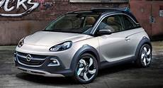 Opel Adam Cabrio Announcement Is Imminent Report Says