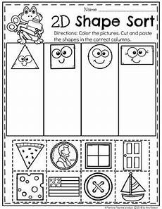 shapes worksheets teachers pay teachers my store kindergarten math shapes worksheets