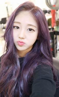 match your hair color with your personal color korean