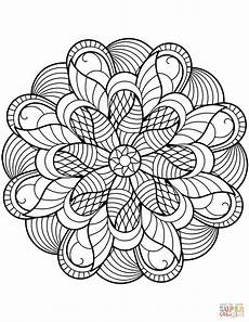 mandala coloring pages flowers 17908 flower mandala coloring page free printable coloring pages mandala coloring pages