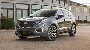 2020 Cadillac XT5 Heres Whats New  Automobile Magazine