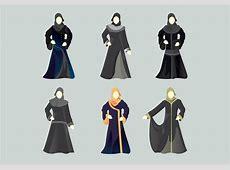Illustration Abaya Muslim Model Vector   Download Free