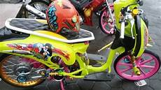 Modifikasi Scoopy Babylook by 89 Modifikasi Scoopy Babylook Kumpulan Modifikasi Motor