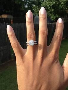 my henri daussi split shank cushion ring weddingbee
