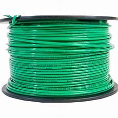 what is green wire southwire 500 ft 14 green stranded cu thhn wire 22959158 the home depot
