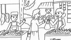 28 Hits Gambar Ilustrasi Pasar Tradisional Mudah Terkeren