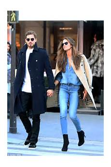 izabel goulart steps out with stylish beau kevin trapp