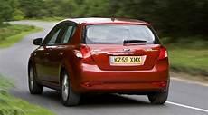 Kia Ceed Ecodynamics 2009 Review Car Magazine