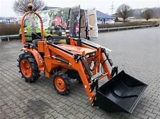 traktor mit frontlader kaufen kubota traktor gebraucht mit frontlader b 1500