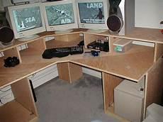 build your own corner desk for less than 300 custom