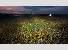 Michigan Football Stadium HD Wallpaper, Background Images