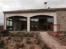 Fermeture De Terrasse En Aluminium V 233 Randa Valence C
