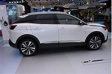 Peugeot 3008 Hybrid4 Side At 2018 Auto Show