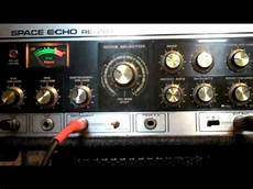 Roland Space Echo Re 201 Demo