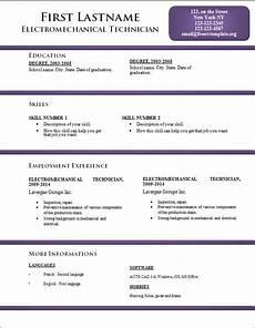 free cv resume templates 170 to 176 get a free cv