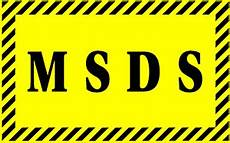 what is msds and why is it important