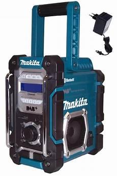 Makita Dmr112 Akku Baustellenradio Dab Dab Bluetooth