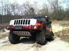 jeep commander road